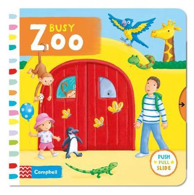 Busy Zoo : Ruth Redford : 9781447285472