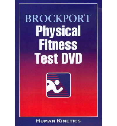Brockport Physical Fitness Test DVD