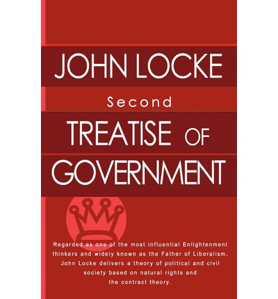 Second Treatise Of Government Summary