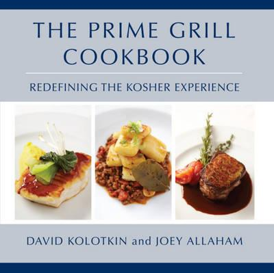 The Prime Grill Cookbook