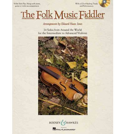The Folk Music Fiddler : 24 Solos from Around the World