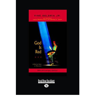 research paper on god is red by deloria So when god is red by the late american indian scholar, vine deloria, jr, sioux, was first released, it was provocative and challenging to the very core of the judeo-christian belief system god is red: a native view of religion - 30th anniversary edition still challenges today.
