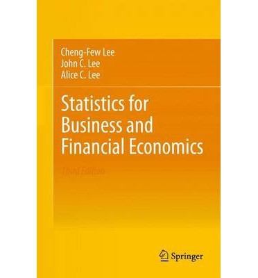 business and economic statistics This course is an introduction to statistical methods and concepts applied to business and economics data the topics include probability distributions, confidence.