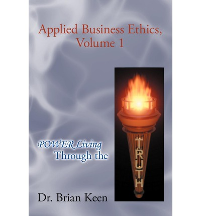 applied business ethics Bioethics, business ethics, and environmental ethics are but a few of the areas of  applied ethics that have flourished in recent years, and all.