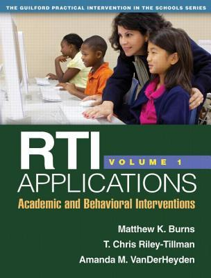 RTI Applications: Volume 1