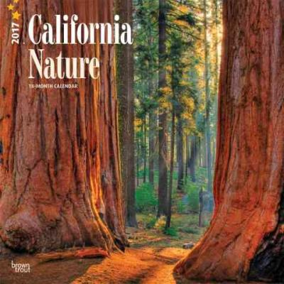 California Nature 2017 Calendar