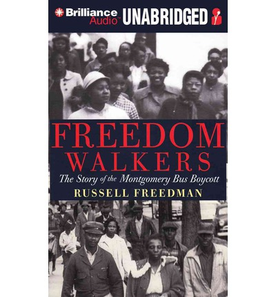 freedom walkers book review