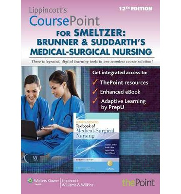 Download torrent lippincott coursepoint for brunner lippincott coursepoint for brunner suddarths medical surgical nursing fandeluxe Image collections