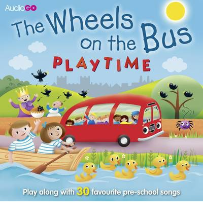 Wheels on the Bus Playtime