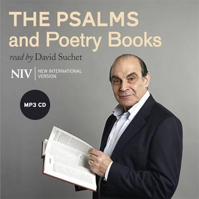 The Psalms : And Poetry Books from the NIV Bible (Read by David Suchet)