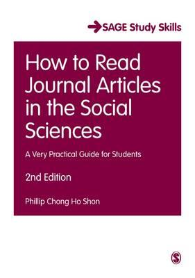 articles on study skills research