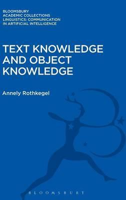 Text Knowledge and Object Knowledge