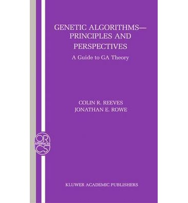 Genetic Algorithms: Principles and Perspectives