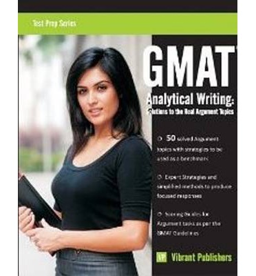 Gmat essay books