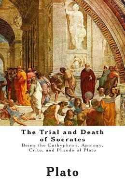 an analysis of the trail and death of socrates by plato Socrates of athens: euthyphro, socrates' defense, crito, and the death scene from phaedo plato translated by cathal woods and ryan pack 2007 this work is licensed under the creative commons attribution-noncommercial-no.