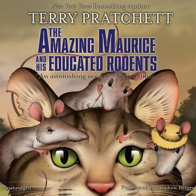 an analysis of the amazing maurice and his educated rodents by terry pratchett An examination of the different ways prejudice can be approached in children's literature, focusing on terry pratchett's the amazing maurice and his educated rodents and karen levine's hana's suitcase.