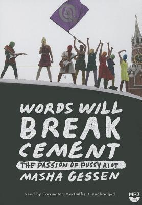 Words Will Break Cement