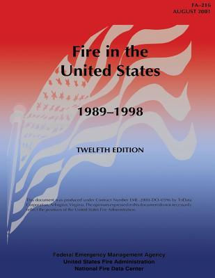 Fire in the United States, 1989-1998 : Fa-216