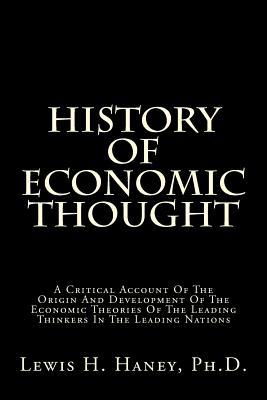 history of economic thought The journal of the history of economic thought (jhet) is the journal of the history of economics society jhet is a quarterly, refereed journal and welcomes papers.