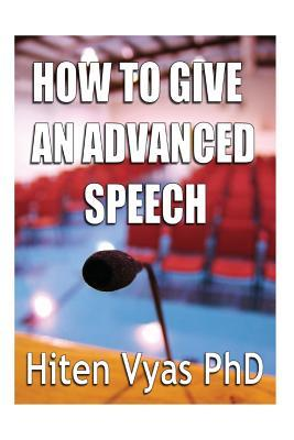 how to give a speech in front of the class