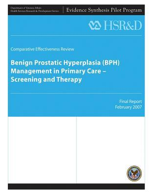 Ebook per wcf download gratuito Benign Prostatic Hyperplasia BPH Management in Primary Care - Screening and Therapy by U S Department of Veterans Affairs, Health 9781490386577 in italiano PDF FB2