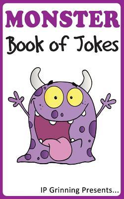 E-Bücher zum kostenlosen Download A Monster Book of Jokes : Joke Books for Kids ePub by I P Grinning, I P Factly
