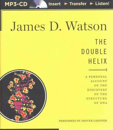 """a review of james d watsons the double helix The journey of reading the book the double helix: a personal account of the  discovery of the structure of dna (1968) by james d watson started back a few   a summary of the article, """"novel method of cell-free in vitro synthesis of the."""