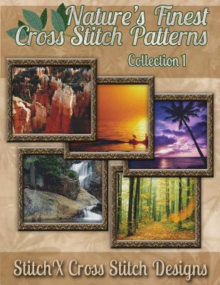 Nature's Finest Cross Stitch Patterns Collection No. 1 : Tracy ...