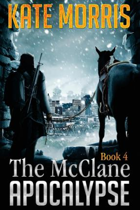 The McClane Apocalypse Book 5 by Kate Morris (English) Paperback Book