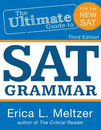 The Ultimate Guide to SAT Grammar