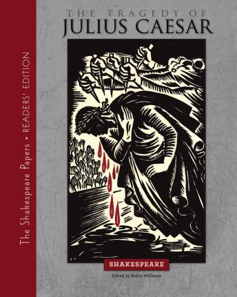 the tragedy of julius caesar when The tragedy of julius caesar is a history play and tragedy by william shakespeare, believed to have been written in 1599 it is one of several plays written by.