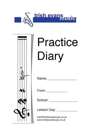 Practice Diary : For School Instrumental Lessons