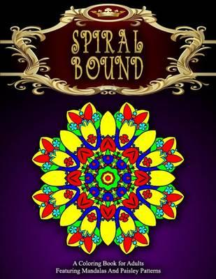 coloring books for adults spiral bound spiral bound mandala coloring book vol 6 women