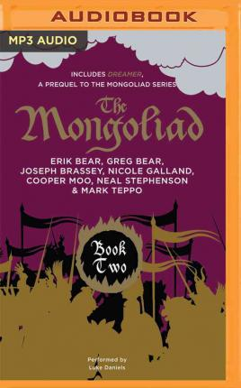 mongoliad book two
