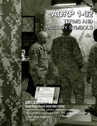 Army Doctrine Reference Publication Adrp 1-02 Terms and Military Symbols December 2015
