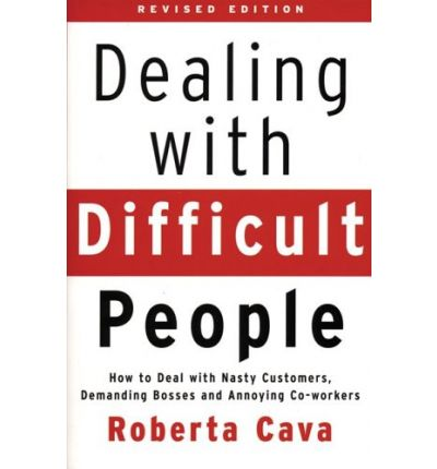 a description of how to deal with difficult people Hr professionals share how they handle difficult people at work.