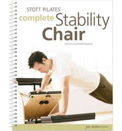 Stott Pilates Complete Stability Chair Laureen Dubeau