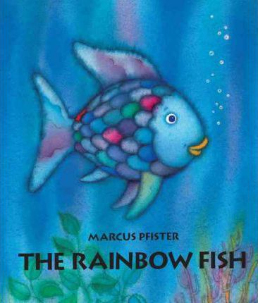 the rainbow fish marcus pfister 9781558585362