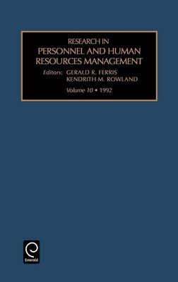 research in personnel and human resources management Here's a guide to understanding personnel management in an era of human resources and why hr as a business function is essential.