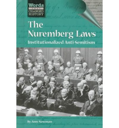 the effect of the nuremberg laws The nuremberg laws on citizenship and race: september 15, 1935 the reich citizenship law of september 15, 1935 the reichstag has adopted by unanimous vote the following law which is herewith promulgated.