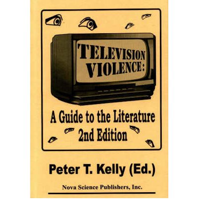 violence on television American children watch an average of four hours of television daily.