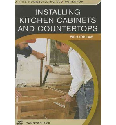 Installing kitchen cabinets and countertops thomas law