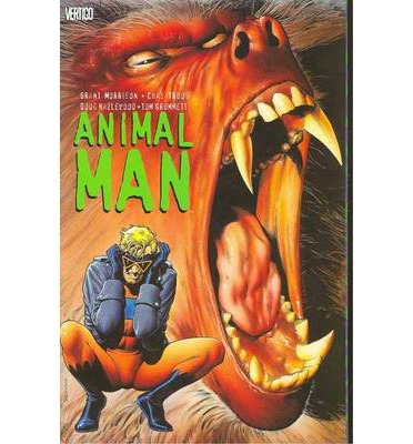 Animal Man: Vol. 01