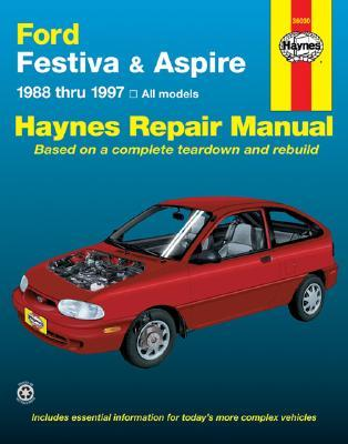 Ford Festiva and Aspire (88-97) Automotive Repair Manual