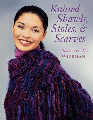 knitted shawls stoles and scarves nancie wiseman
