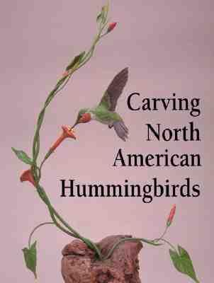 Carving North American Hummingbirds