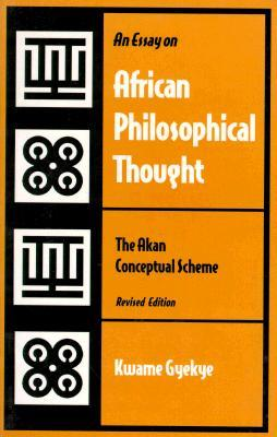 an essay on african philosophical thought