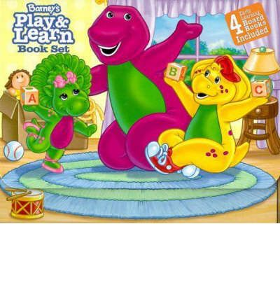 Google e-books download Barneys Play and Learn Book Set : Bedtime for Baby Bop, In, Out and All Around, Barney Plays Nose to Toes, BJs Fun Week iBook 1570647542