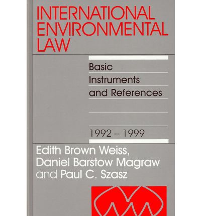 international environmental law Global change instruction program 3 i what is international environmental law environmental laws in general environmental laws are the standards that.