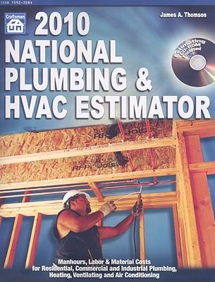 national plumbing hvac estimator james a thomson 9781572182318